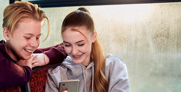Das Girokonto für junge Kunden